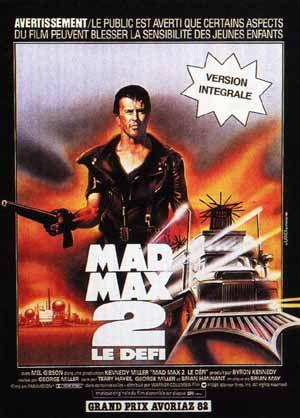 MAD MAX 2 : LE DEFI
