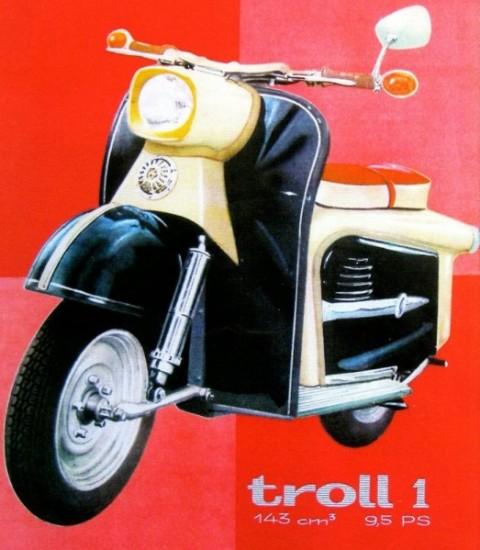 TROLL RDA 1950