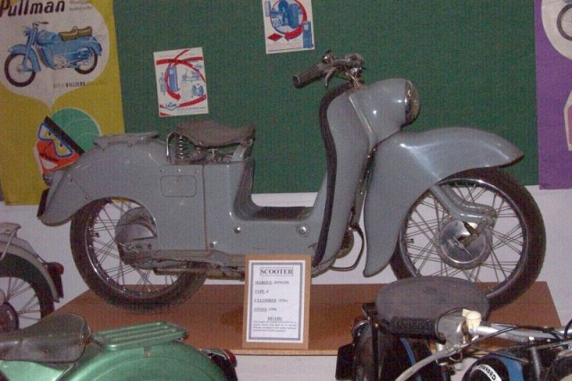 JONGHI 1957 ITALIE