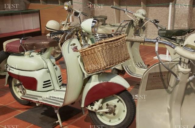 MOBY SCOOT 1957