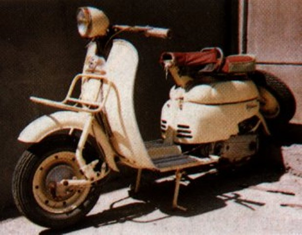 MOTOBECANE 1956