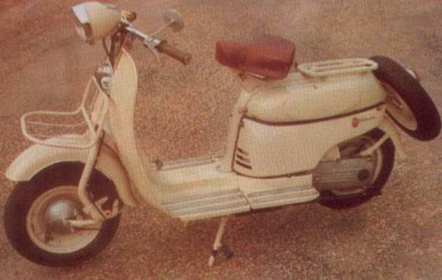 MOTOBECANE SBH 1956