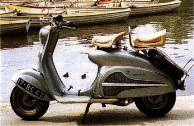 MOTOBECANE SC 1954