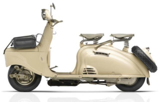 PEUGEOT 150 1958