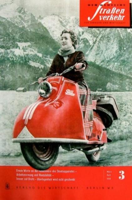 PITTY RDA 1952