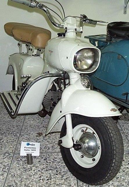RUMI 1958 ITALIE