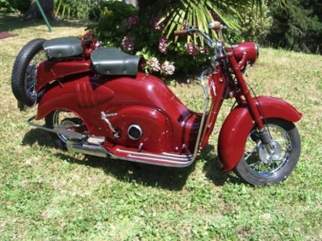 ISA BERGAME ITALIE 1952