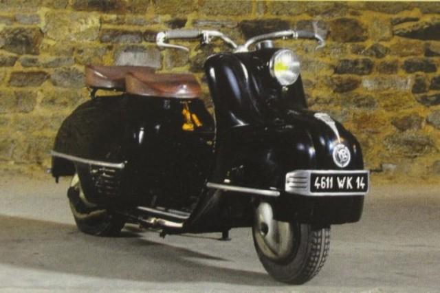 TERROT 125 1953