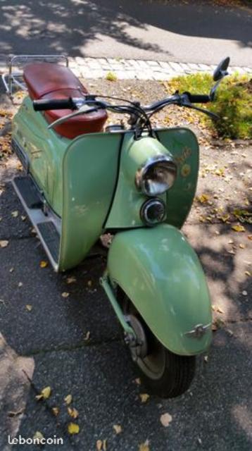 ZUNDAPP 1955 RFA