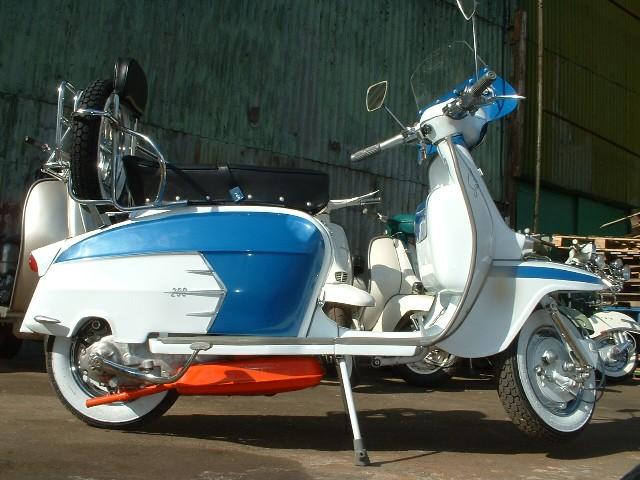 LAMBRETTA 200 1963