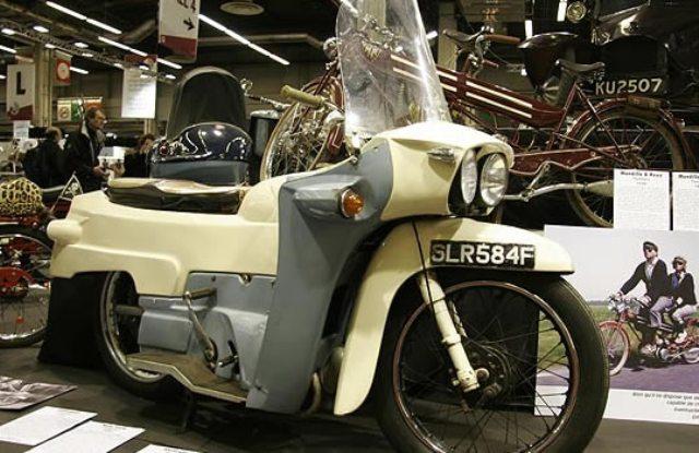 VELOCETTE GB 1964