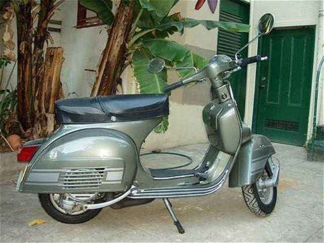 VESPA 200 RALLYE 1970 ITALIE