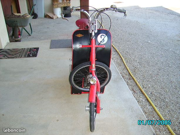 SCOOTER SCOTO 1950 FRANCE
