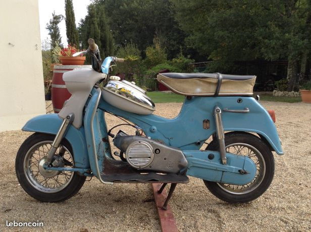 PUCH DS 1950