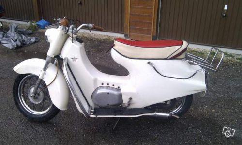 RUMI 125 1952 ITALIE