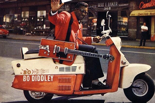DIDDLEY CUSHMAN 1951 USA