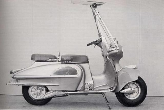 HONDA JUNO 1954