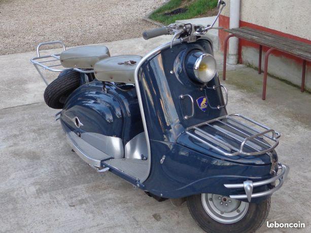 PEUGEOT 125 1955