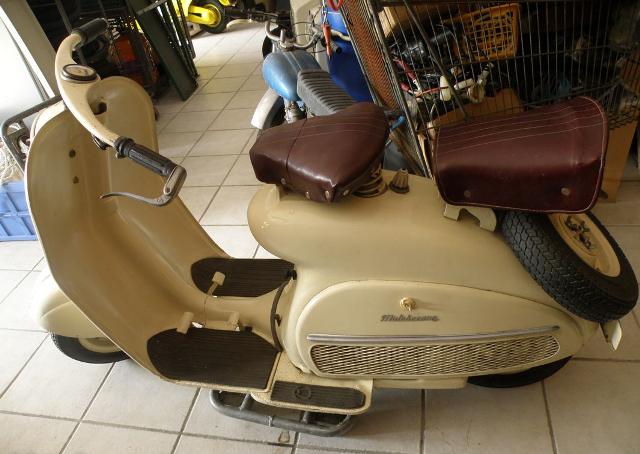 MOTOBECANE 1955