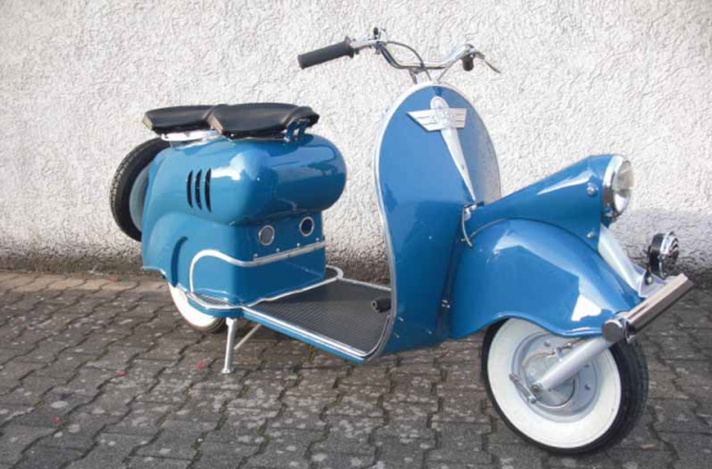 Piroly scoot