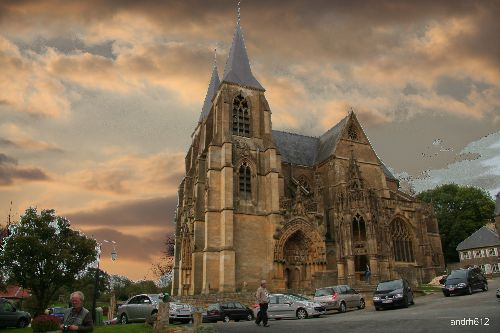 Basilique Notre Dame d'Avhiot (55)