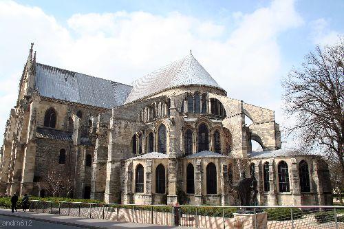 Basilique St Rémi - REIMS (51)