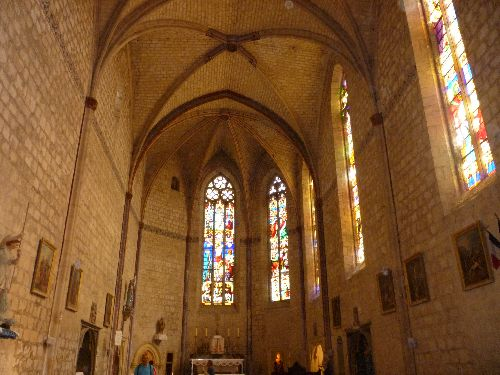 Eglise Saint Pierre de la Romieu