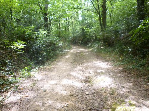 Chemin après Arzacq-Arrizaguet