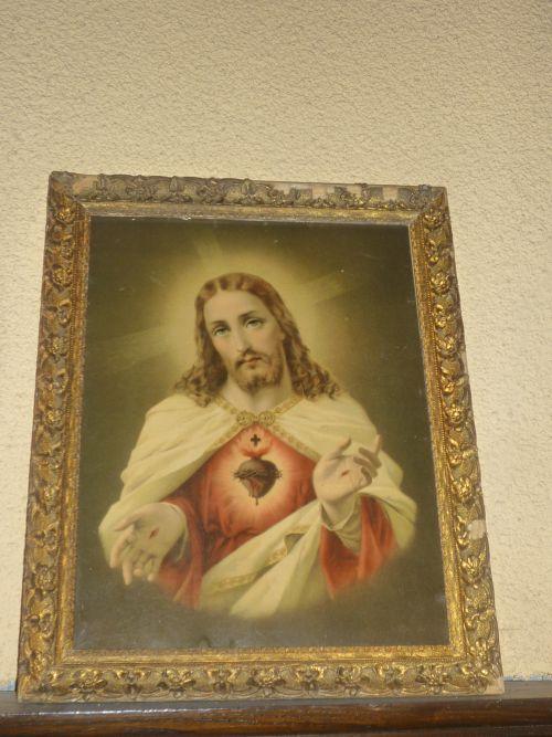Jésus le Christ, église d'Argagnon