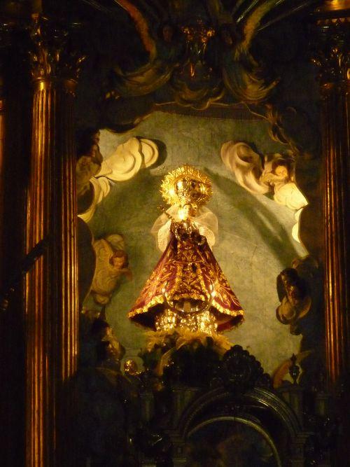 Notre Dame du Chemin, Eglise de Saint Cernin, Pampelune,