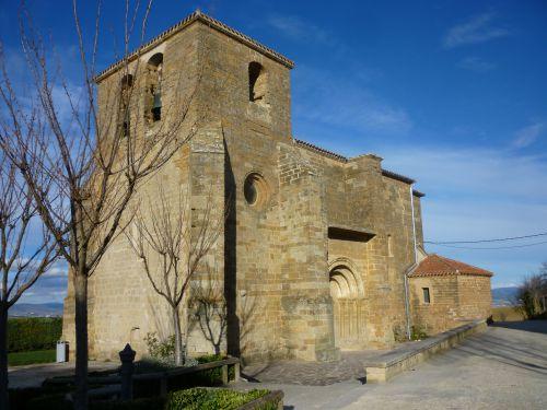 Eglise de Zariquiegui