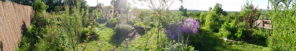 le Jardin Médiéval de Padiès