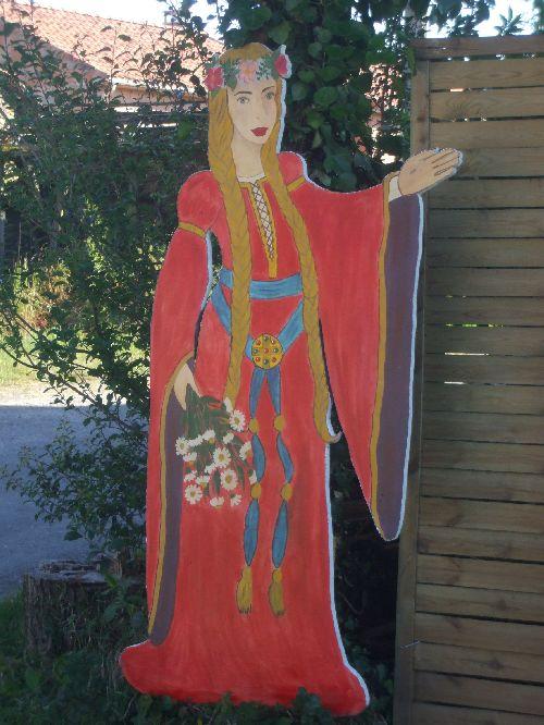 La Dame de Rocfeuilh
