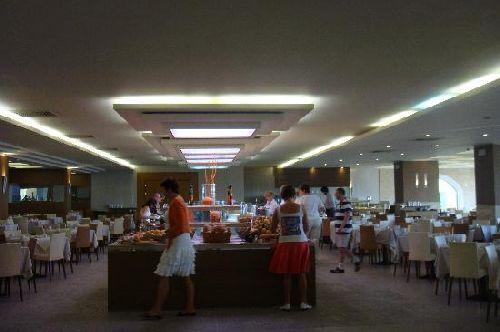 The Ixian Grand - La restaurant