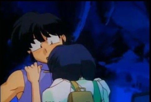 Akane/Adeline a peur
