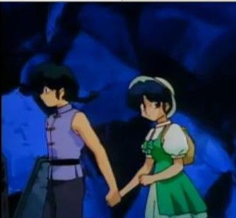 Akane et Ranma