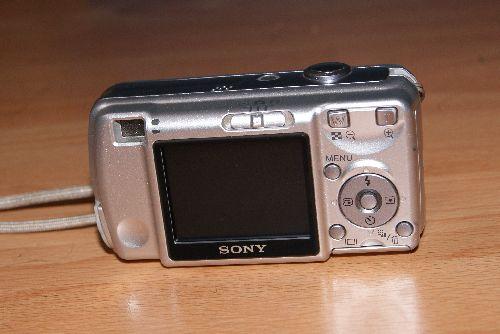 Sony Cyber-Shot 6 méga pixels (dsc-s600)