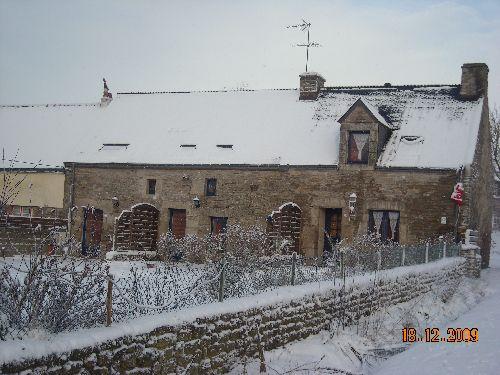 neige janvier 2010