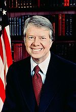Carter Jimmy ( président us)