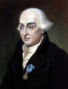 Joseph Louis Lagrange (18 ième siècle)