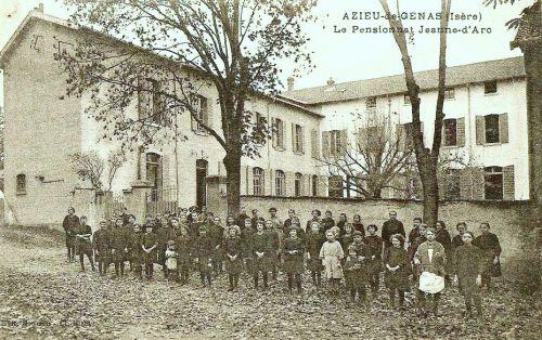 l'école Jeanne d'arc