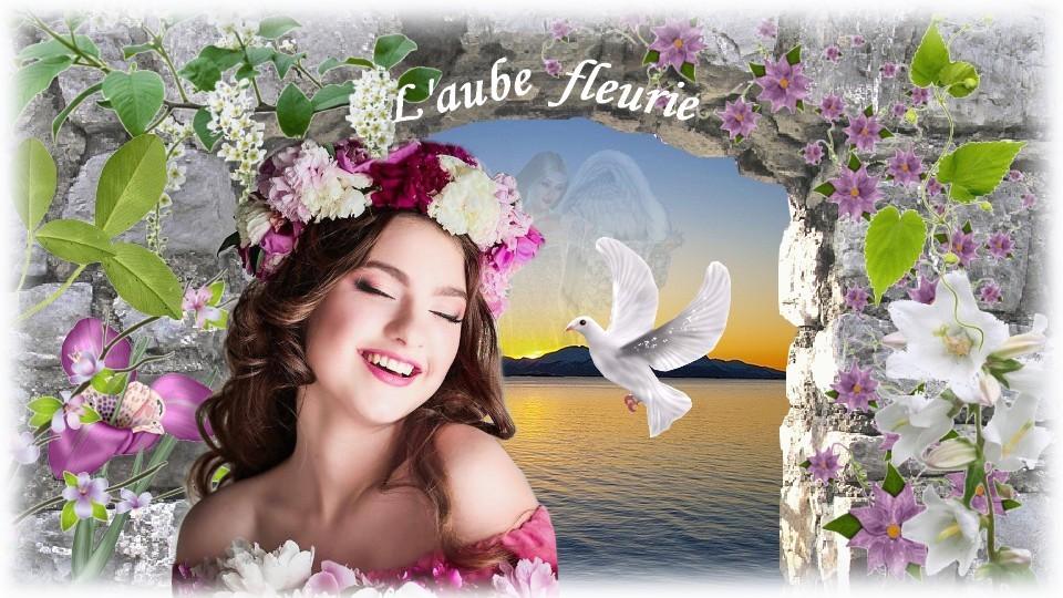 L'aube fleurie