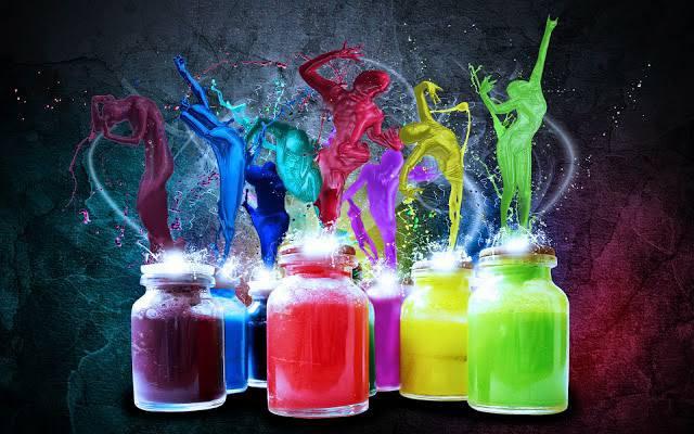 couleurs de la vie