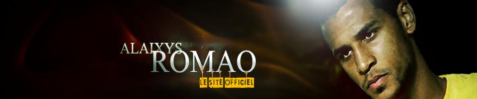 Alaixys Romao : Le site officiel