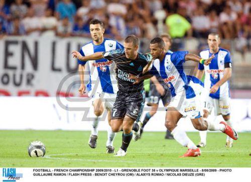 GF38 - Olympique de Marseille (2009-2010)