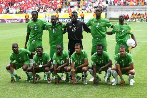 Suisse - Togo (2006)