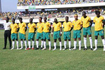 Togo - Gabon (2010)