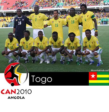 Cameroun - Togo (2010)