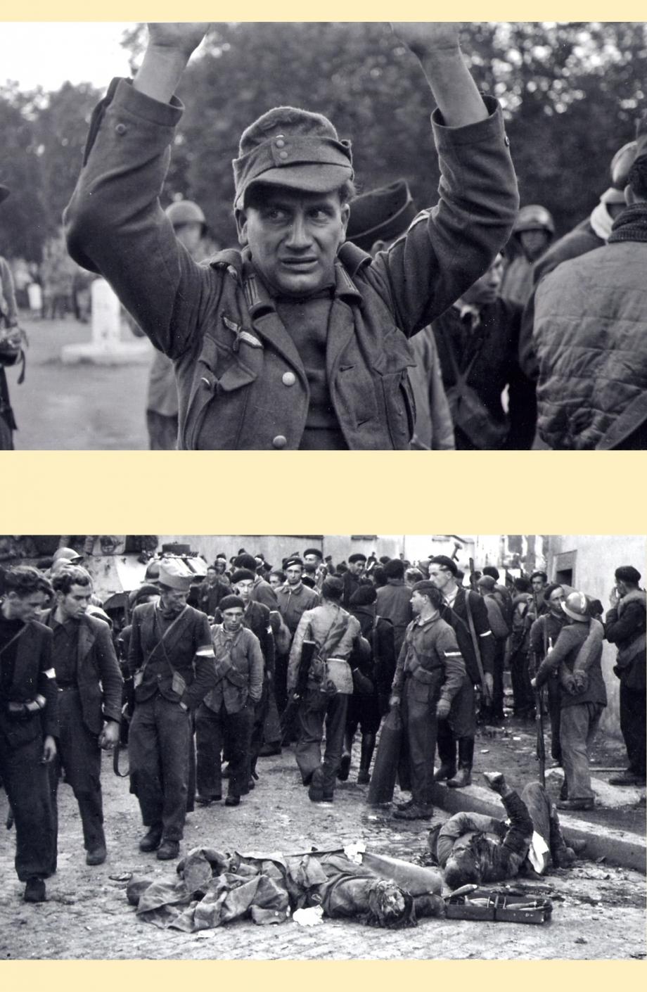 9 septembre, au hasard des rues d'Autun libérée