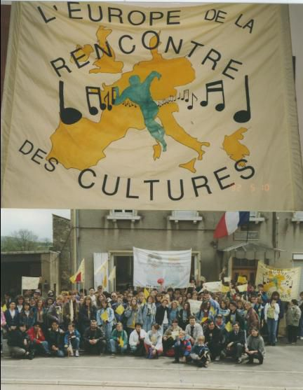Manifestation Mai 1992 - L'Europe de la rencontre des cultures